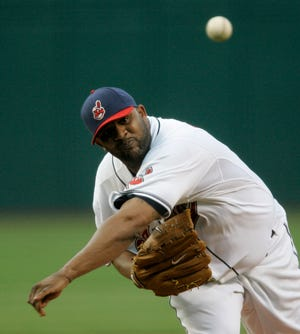CC Sabathia, who pitched eight seasons in Cleveland, has field named after him in Cleveland and announced foundation partnerships with the team that will help inner-city kids. [Associated Press file]