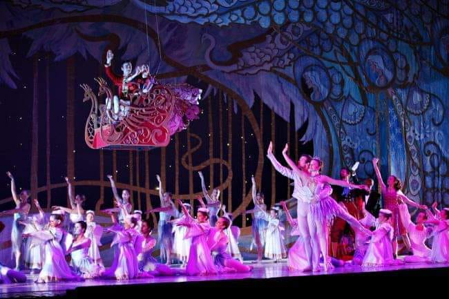 """Lone Star Ballet's annual production of """"The Nutcracker"""" has officially been canceled due to the number of COVID-19 cases and hospitalizations in the region."""