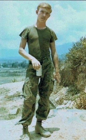 Lance Cpl. John Rodman Bloschichak, of Levittown, died in Quang Nam Province on June 19, 1970 after his combat patrol was hit by small arms fire.