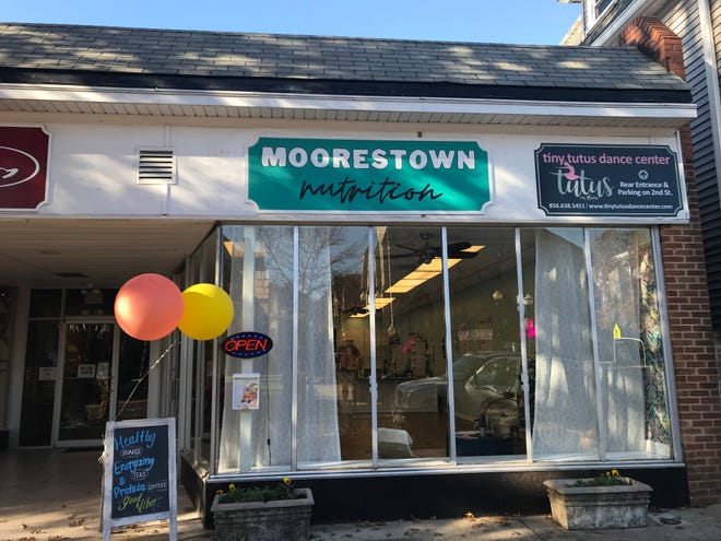 Moorestown Nutrition at 115 West Main Street.