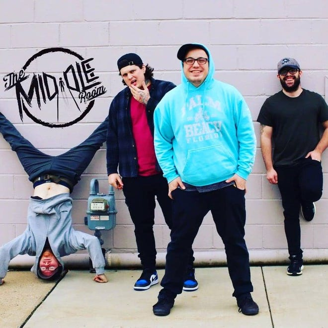 Ellwood City's the Middle Room was featured recently by national music magazine Alternative Press.