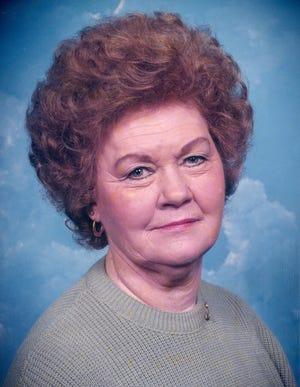 Margaret Holt Dowd