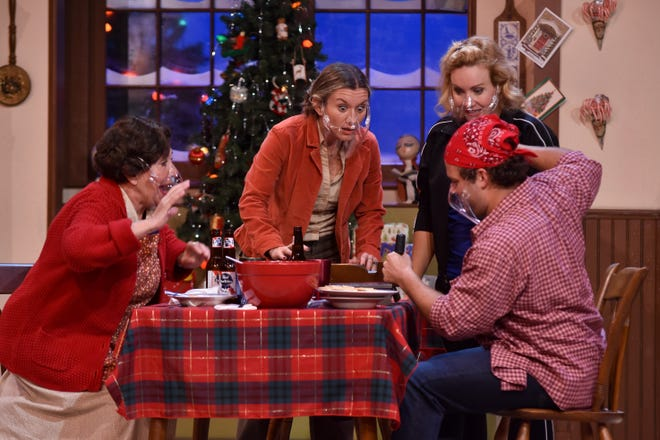 "The IceHouse Theatre in Mount Dora launches its 73rd season with a five-week run of a heartwarming holiday comedy ""Miracle on S. Division Street,"" opening Friday."