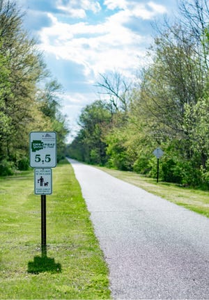 The Great Guernsey Trail has officially been designated as a National Recreation Trail (NRT).