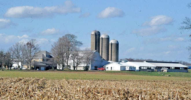 The Wayne County Auditor's Office worked with the local Ohio Farm Bureau office to provide fair valuations of agricultural properties.