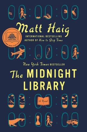"""The Midnight Library"" by Matt Haig"