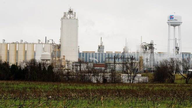 Officials with Nippon Electric Glassin Lexington say the New Jersey Church Road plant will hire approximately 40 production operators in the next few months.
