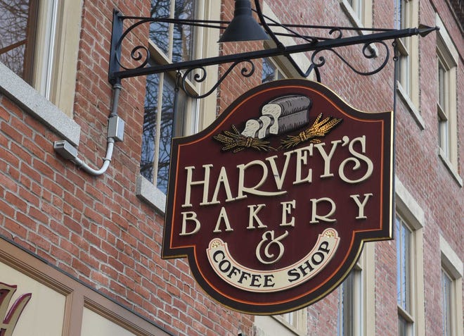 Harvey's Bakery and Coffee Shop on Central Avenue in Dover is open once again after temporarily closing when a customer tested positive for COVID-19.