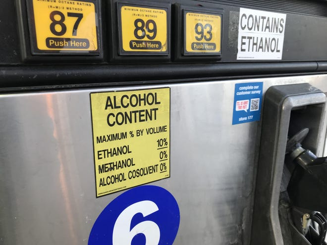 The average price for a gallon of regular unleaded gasoline sold in Massachusetts this week is $2.07, down 1 cent from last week, according to AAA Northeast.
