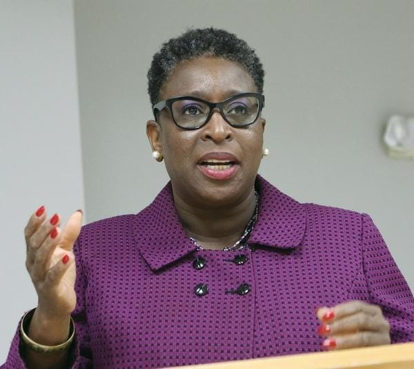 Framingham Mayor Yvonne Spicer submitted her $307.4M fiscal 2022 budget request Friday evening.