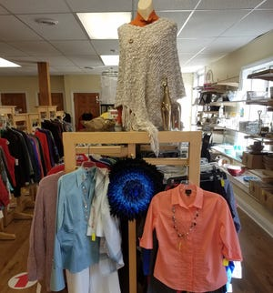 All proceeds from the Clothes Attic are donated to the Stratham Community Church and Seacoast area charitable organizations.