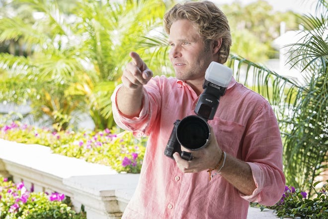 Fine art and portrait photographer David Scarola will open a new gallery Saturday in North Palm Beach. The 3,000-square-foot space will showcase Scarola's art and photo collections and also will be used for photography lessons, portraiture and community events.