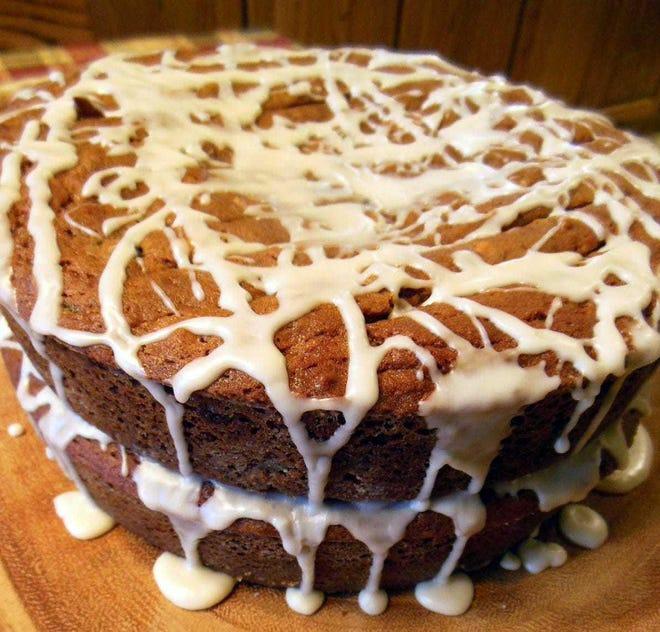 Dutch Sorghum Cake.
