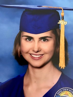 RaeannaMichael, 18, Pine View High School Class of 2020