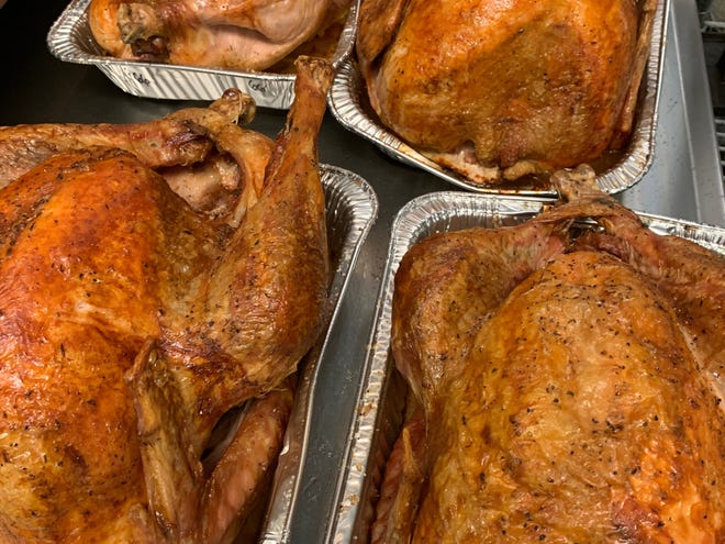 Pine Valley Market in Wilmington offers fully-cooking turkeys, and sides, for Thanksgiving meals