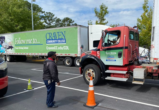 Craven CC's CDL program will have a mandatory orientation session Thursday, Nov. 19 for anyone who wants to participate in the programs beginning Dec. 1 or Jan. 4. [CONTRIBUTED PHOTO]