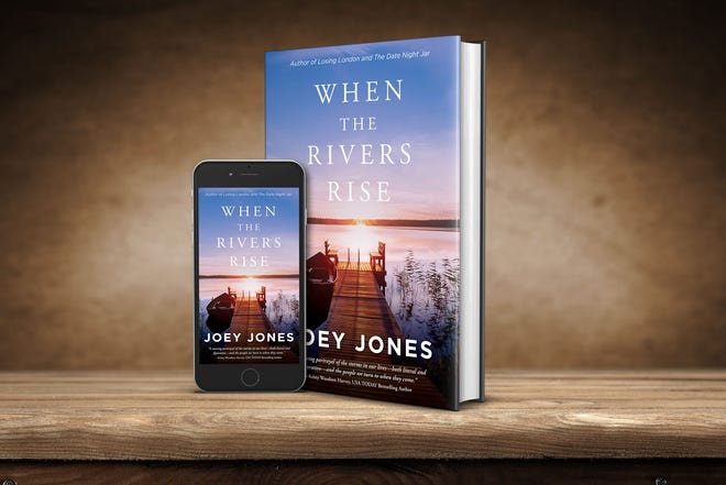 Joey Jones' newest book is currently available on Amazon, Barnes & Noble, Walmart, and all other online book retailers as well as many local bookstores. [CONTRIBUTED PHOTO]