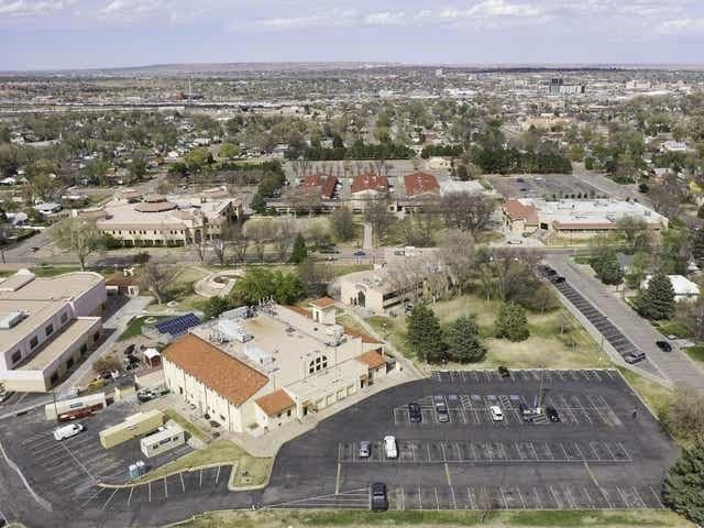 Gov. Jared Polis announced an influx of RISE Education Funds for Pueblo Community College in late January 2021.