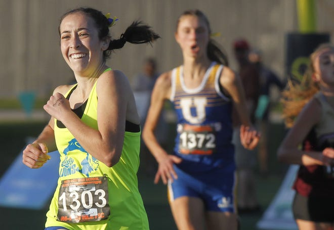 Gahanna Lincoln's Alyssa Shope had a season to remember. The junior won OCC-Ohio Division, district and regional championships before finishing fifth in the Division I state meet Nov. 7 at Fortress Obetz.