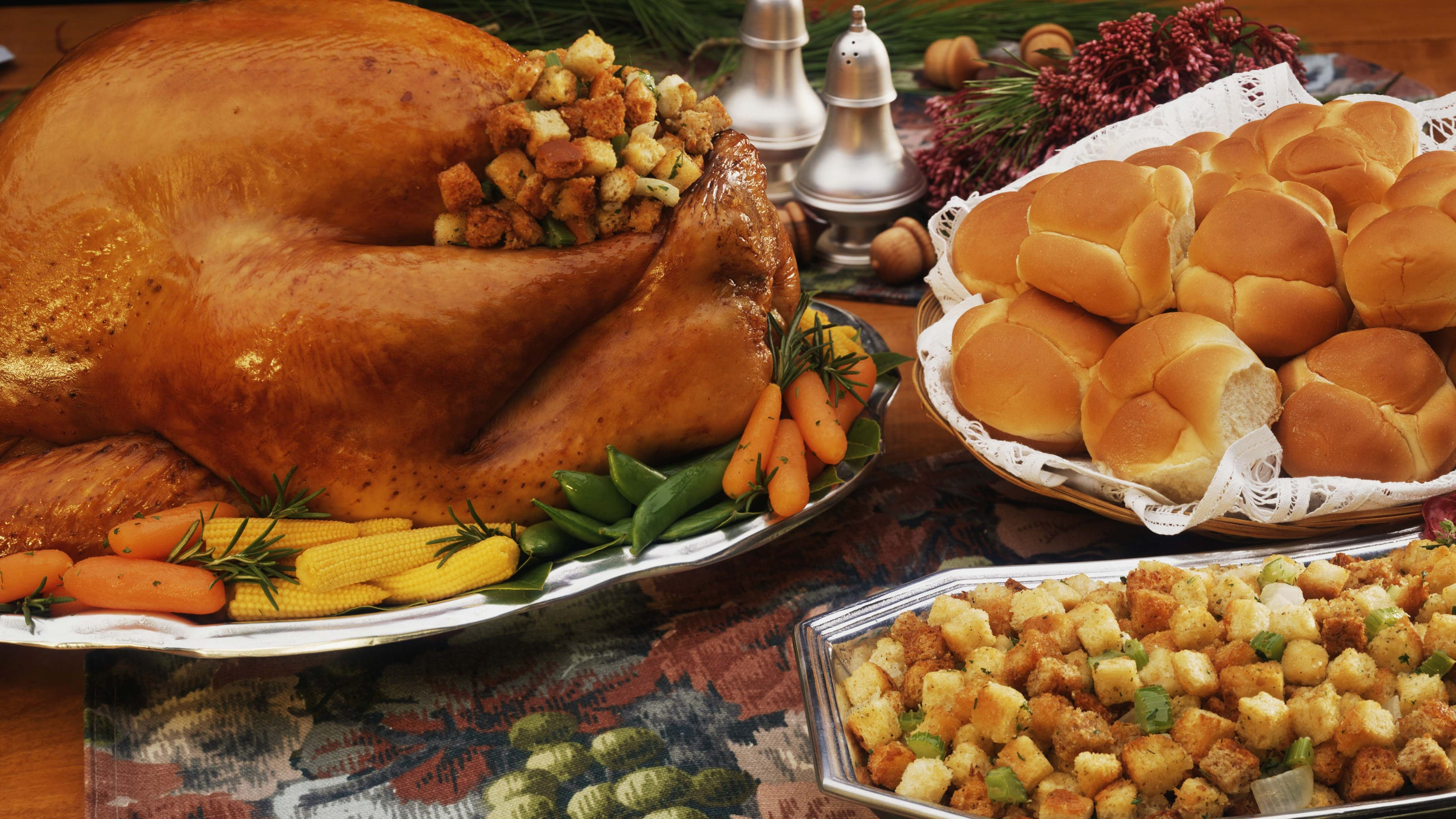 Instead of a big dinner with family or friends, make new Thanksgiving traditions. We have a few ideas