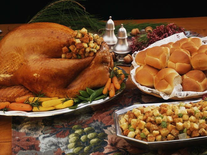 Thanksgiving dinner can be packed up and picked up curbside this year.
