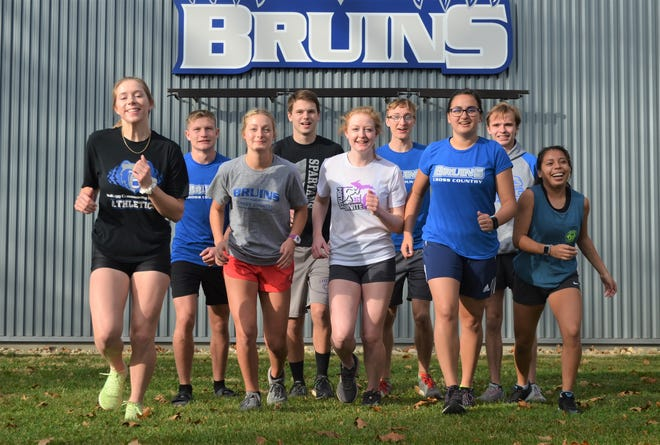 The Kellogg Community College men's and women's cross country team have qualified for nationals to be held in Iowa next week.