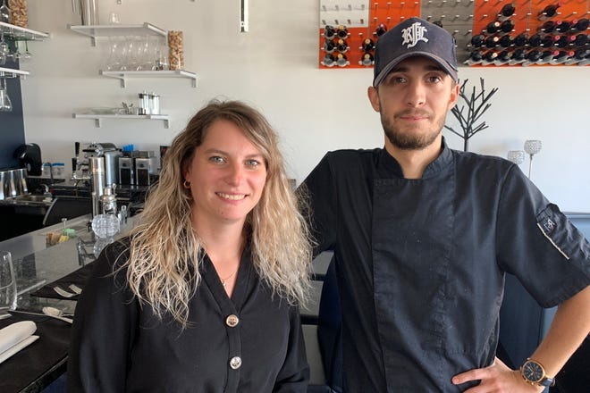 Aurélie Rambaud and Antoine Salin have left the lights of Paris to take over TrendKitchen in Indian Harbour Beach.
