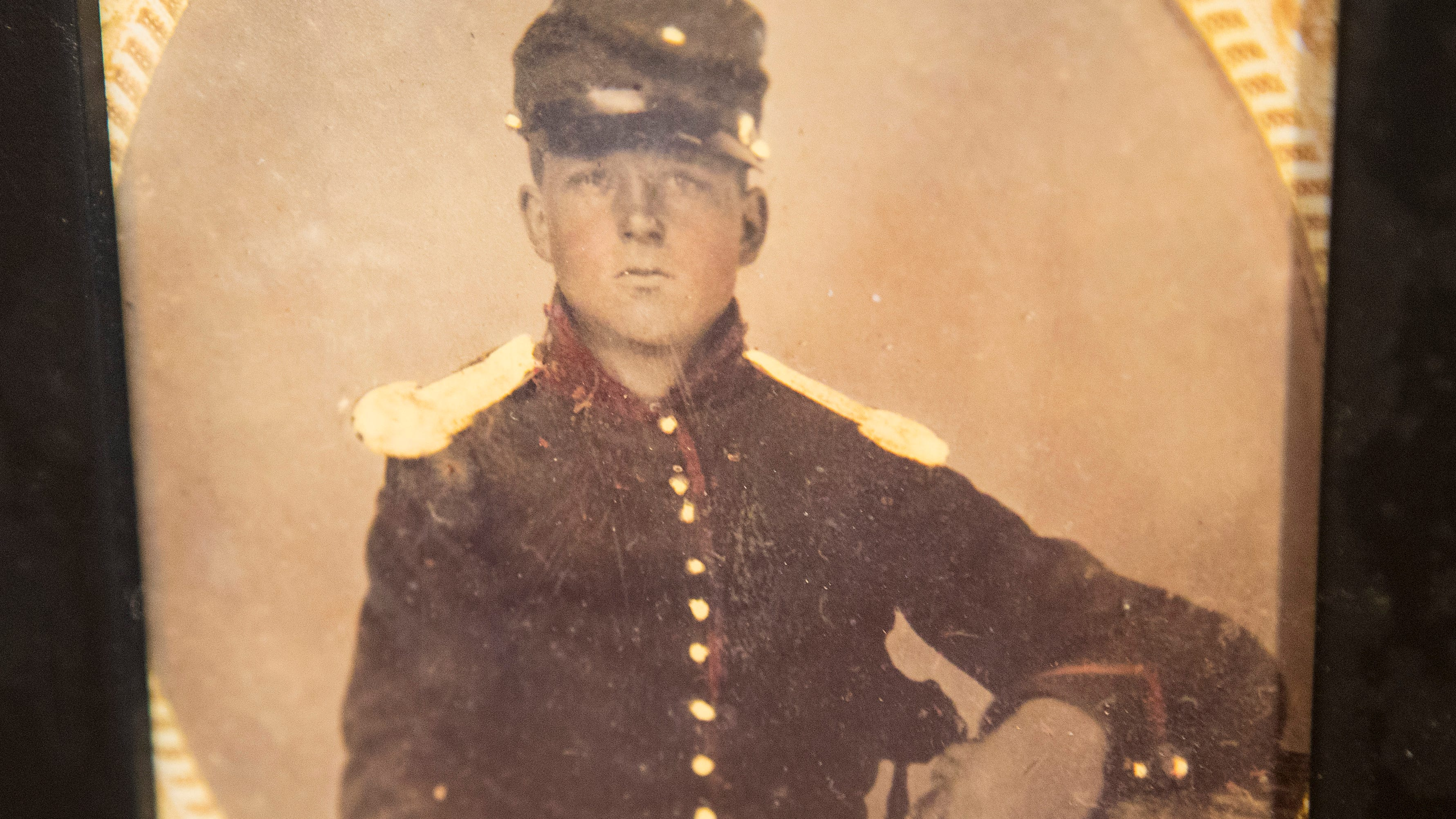The first John Wesley Gray in the family served in the Civil War. He is the great-great grandfather of John Wesley Gray of Fort Myers Beach.