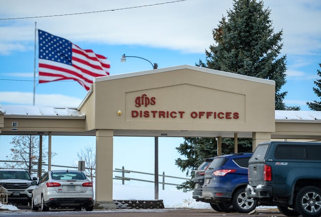 Grear Falls Public Schools District Offices.