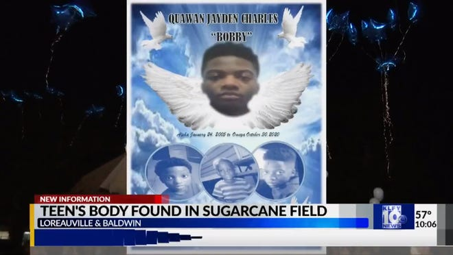 "Quawan ""Bobby"" Charles was found dead in Iberia Parish. His family is searching for answers."