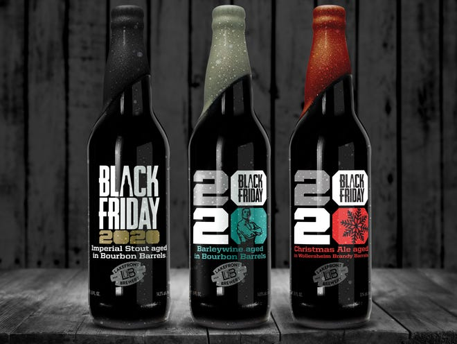 Lakefront Brewery didn't host Black Friday this year, but its special beers were sold at area stores.