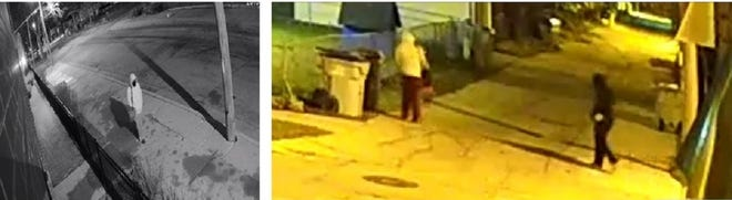 The ATF is looking for help in identifying people of interest in connection with the arson of a commercial building in the 2500 block of North King Drive on Dec. 6, 2019.