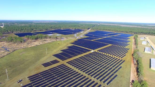 Silicon Ranch's AeroJet Rockdyne Solar Farm in Arkansas