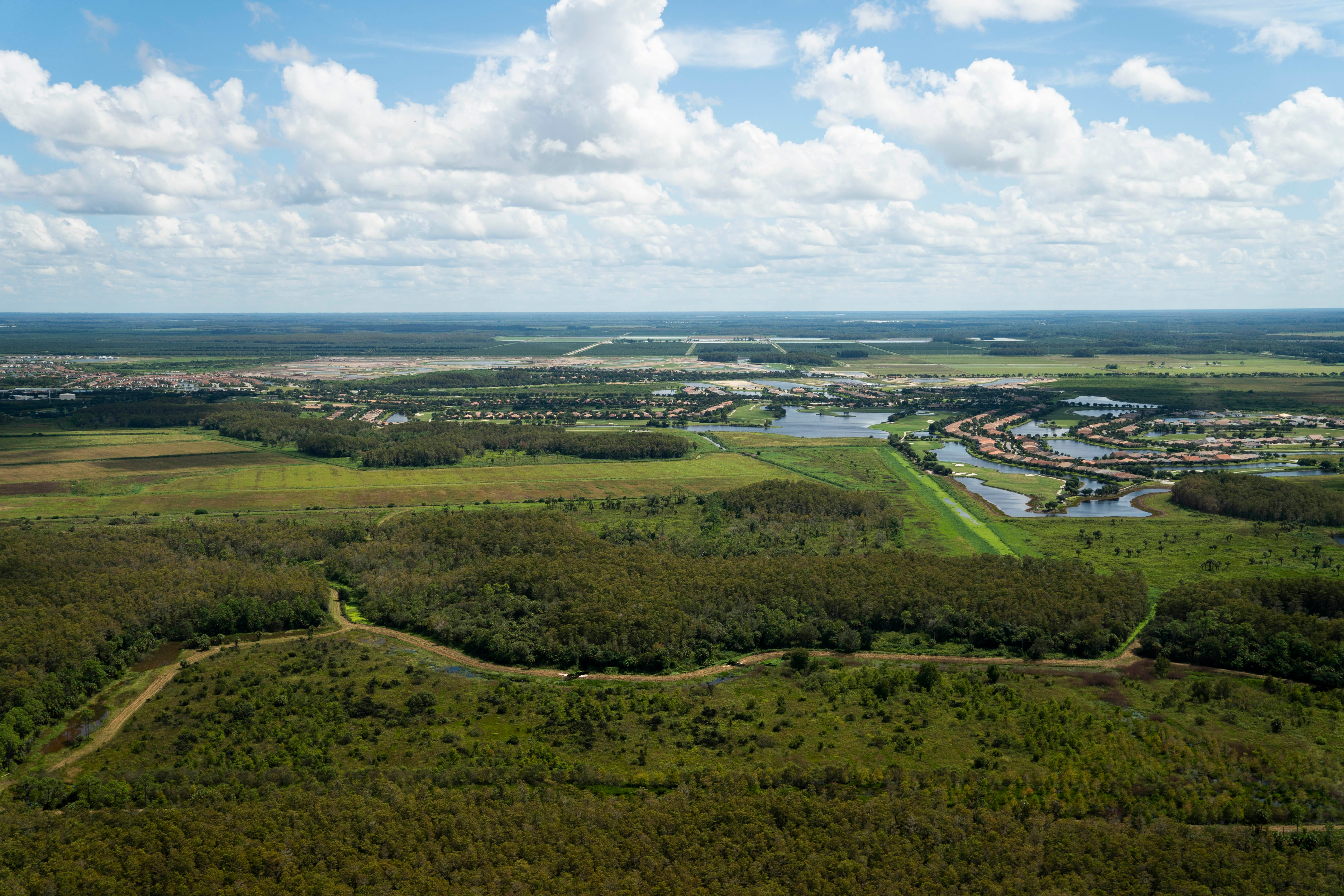 Collier County commissioners approve two rural villages and give thumbs up to town concept 3