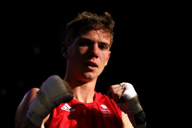 Boxer Luke Campbell of Great Britain has tested positive for coronavirus.