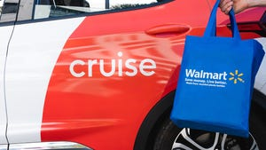 Cruise and Walmart are partnering to offer deliveries next year in Scottsdale.
