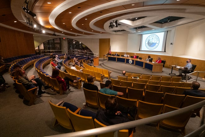 Port Huron City Council meets Monday, Nov. 9, 2020.