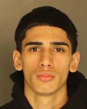 Alex Javier Bonilla, 20, of York City