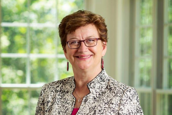 Muskingum Univ. President Susan Hasseler