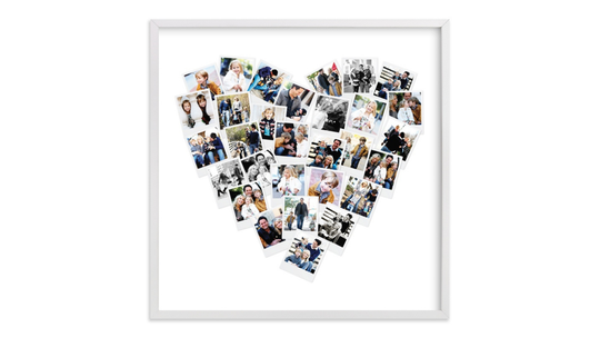 Best Valentine's Day gifts: Minted Heart Photo Frame