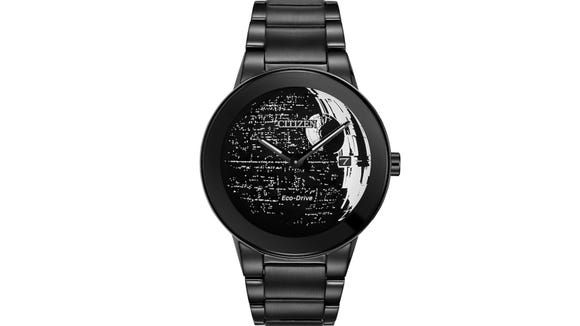 Gifts for Disney lovers: Citizen Death Star watch