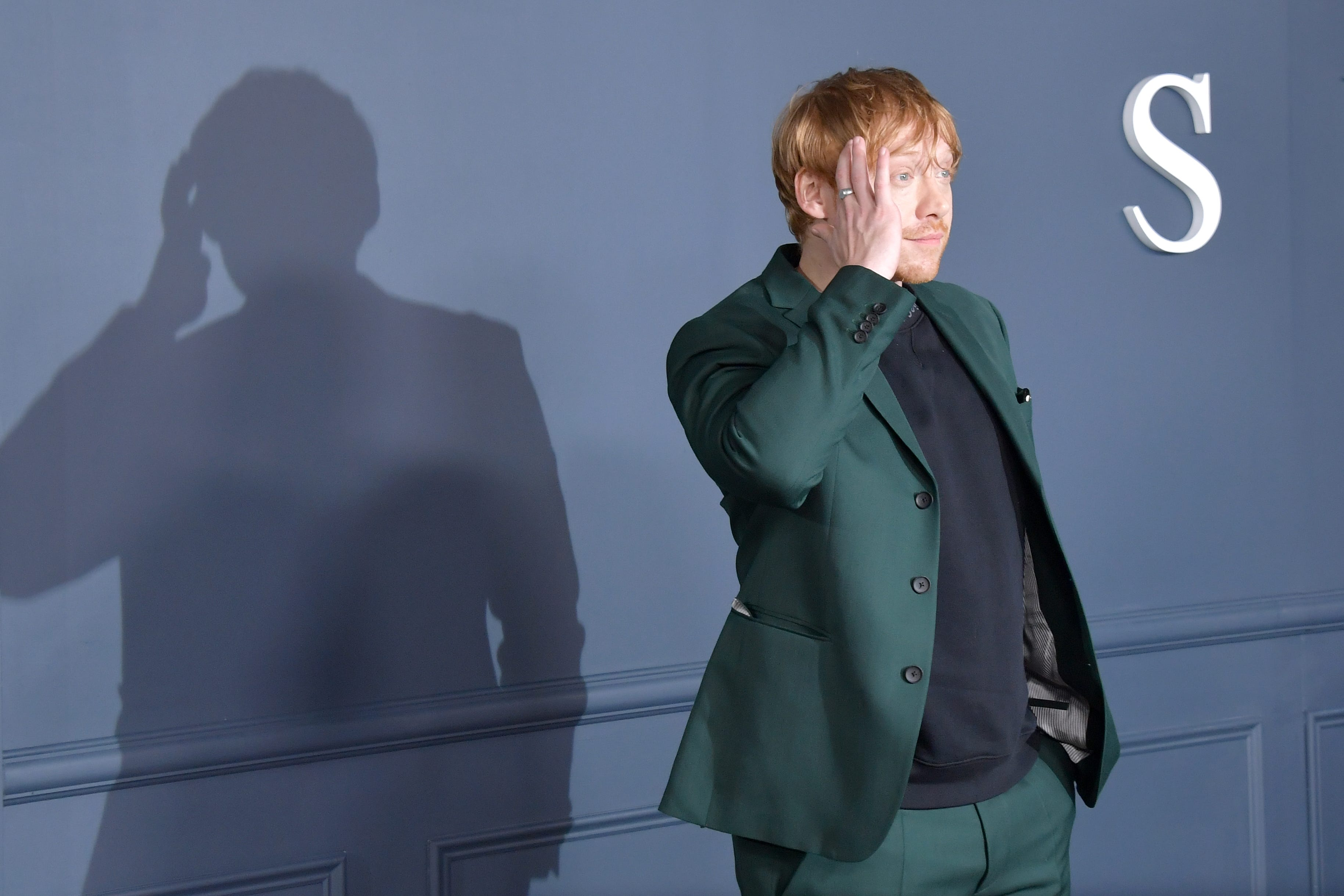 Harry Potter  star Rupert Grint joins Instagram and reveals daughter s name:  Only 10 years late