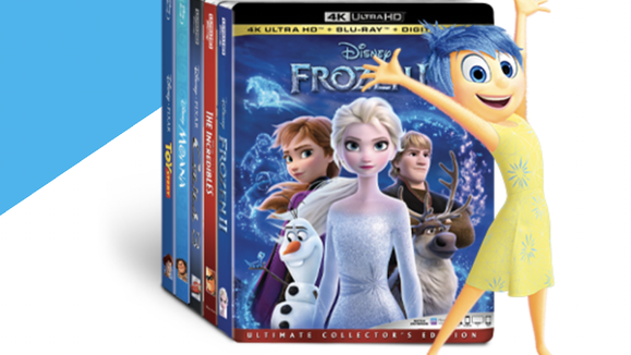Gifts for Disney lovers: Disney Movie Club