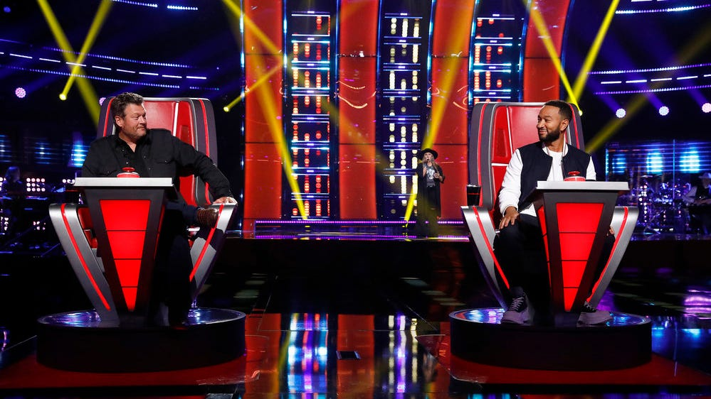 'The Voice': John Legend tries to win back singer he eliminated in 'best knockouts ever' - USA TODAY