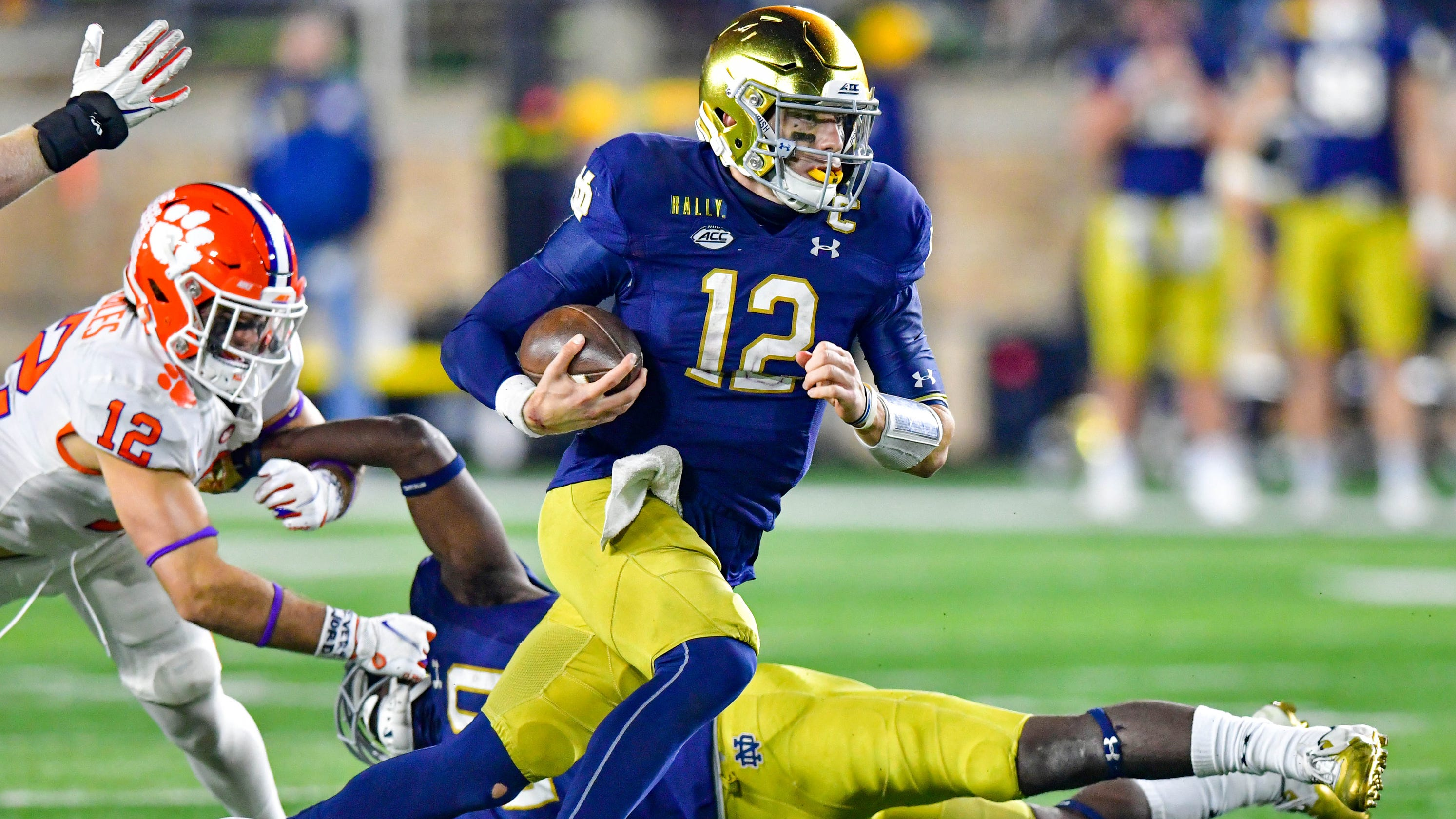 Bowl projections: Notre Dame joins the College Football Playoff giving the ACC two teams – USA TODAY