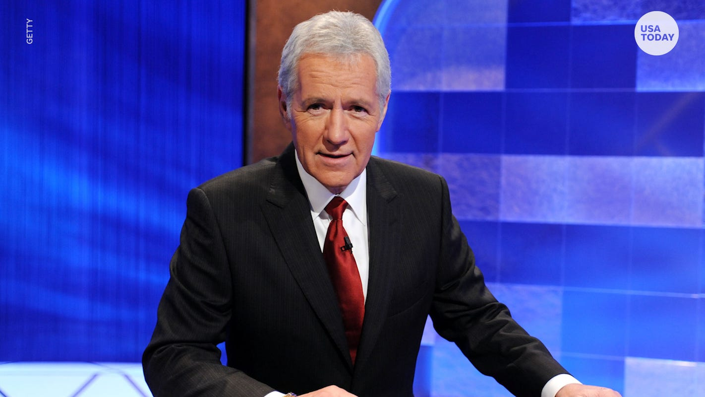 'Jeopardy!': Alex Trebek remembered by daughter Nicky on anniversary of cancer revelation - USA TODAY
