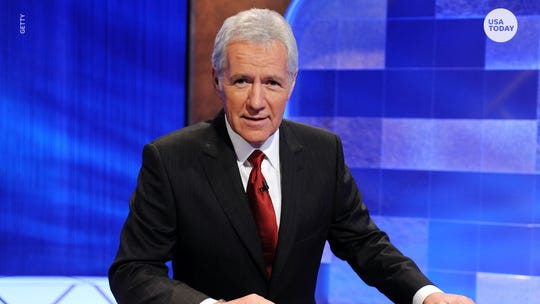 """The day after Alex Trebek's death, """"Jeopardy!"""" aired a pretaped episode with the host and opened with a tribute to him from his executive producer."""