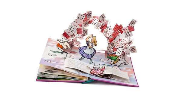 Gifts for Disney lovers: Classic fairytale pop-up book