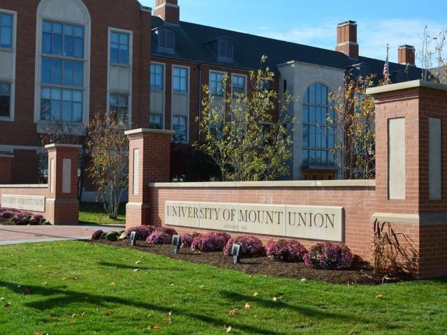 Mount Union campus