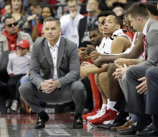 Ohio State coach Chris Holtmann said one positive test for COVID-19 would cause the  game against Illinois State on Wednesday to be canceled.